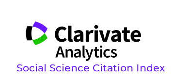 Clarivate Analytics - Social Science Citation Index